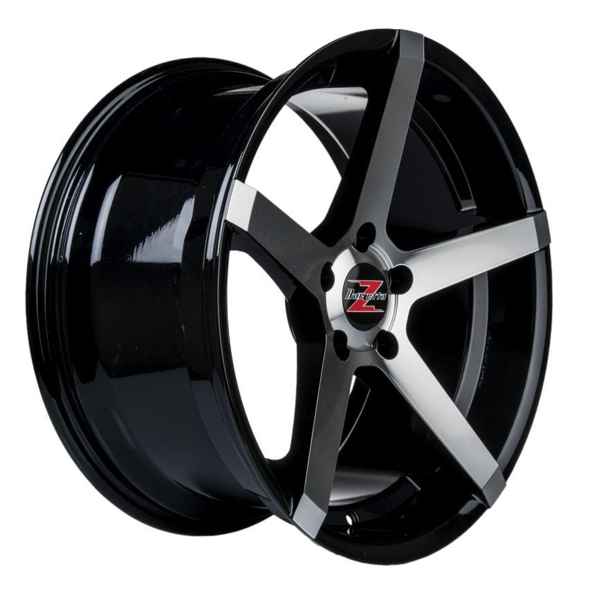 Colonnello Black Polished 8.5x19