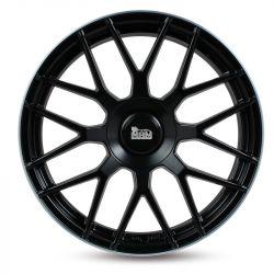 GT1 Matt Black Lip Polish 9.5x21