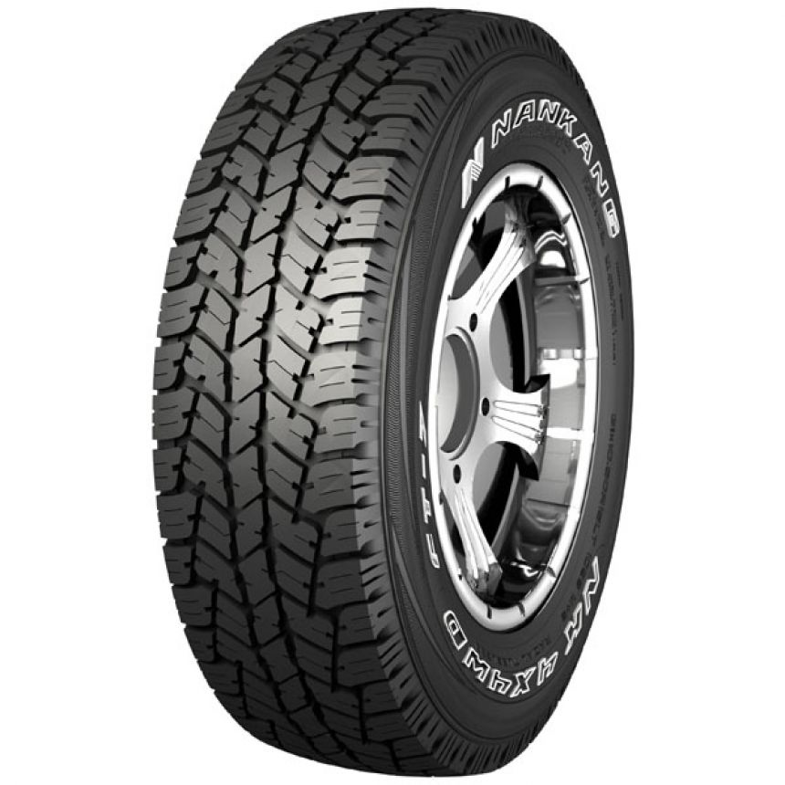 FT-7 A/T White Letters 235/85-16 R