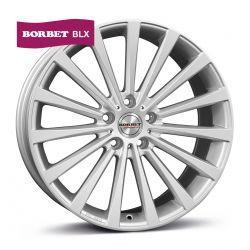 BLX brilliant silver 9.5x19