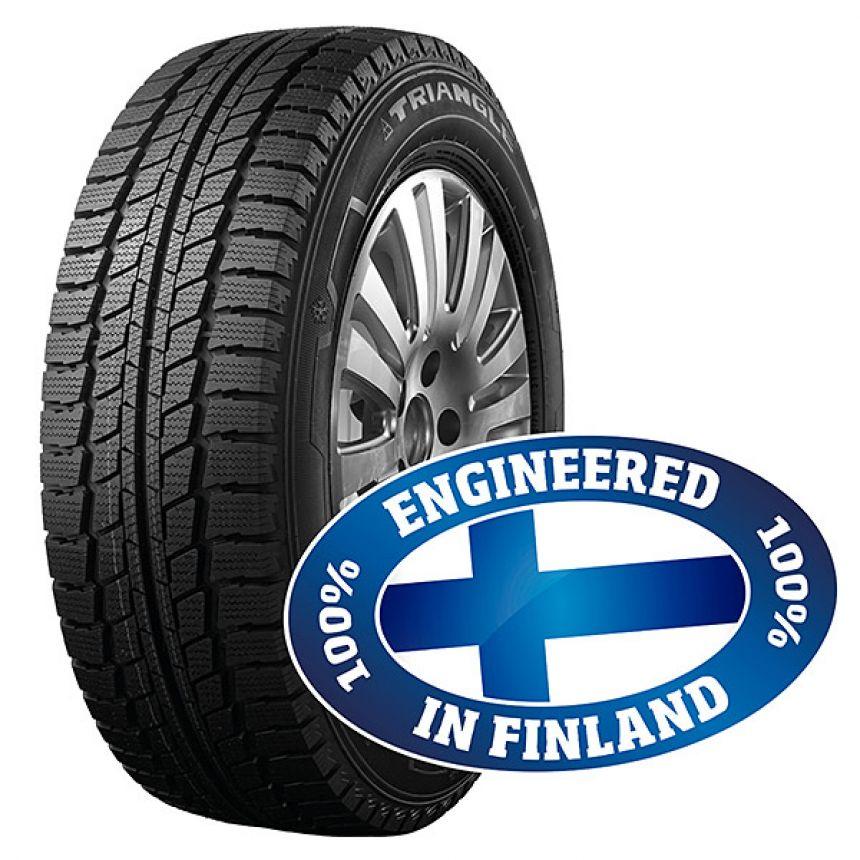 SnowLink Van -Engineered in Finland- 215/75-16C Q