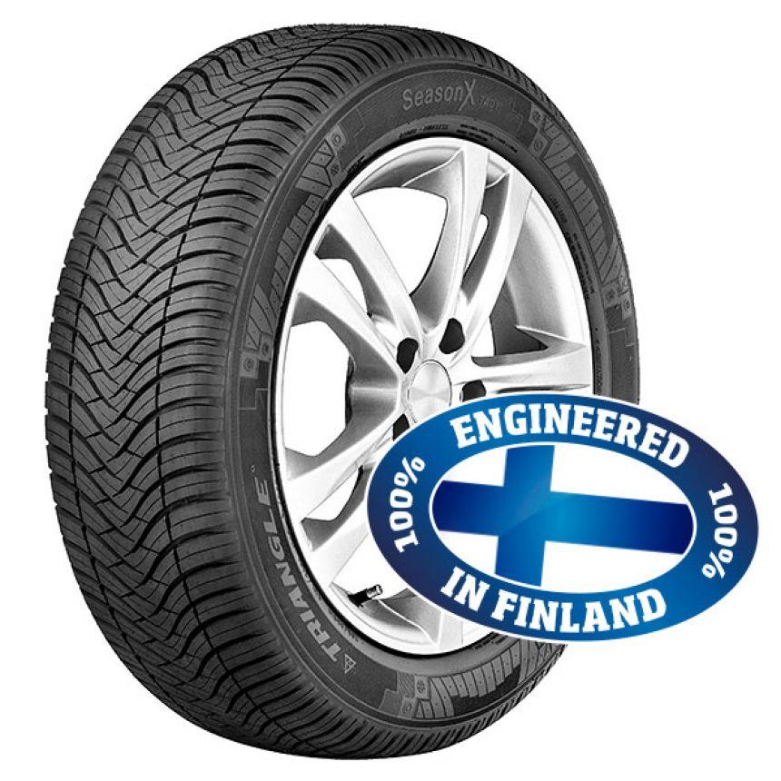 SeasonX -Engineered in Finland- 205/55-16 V